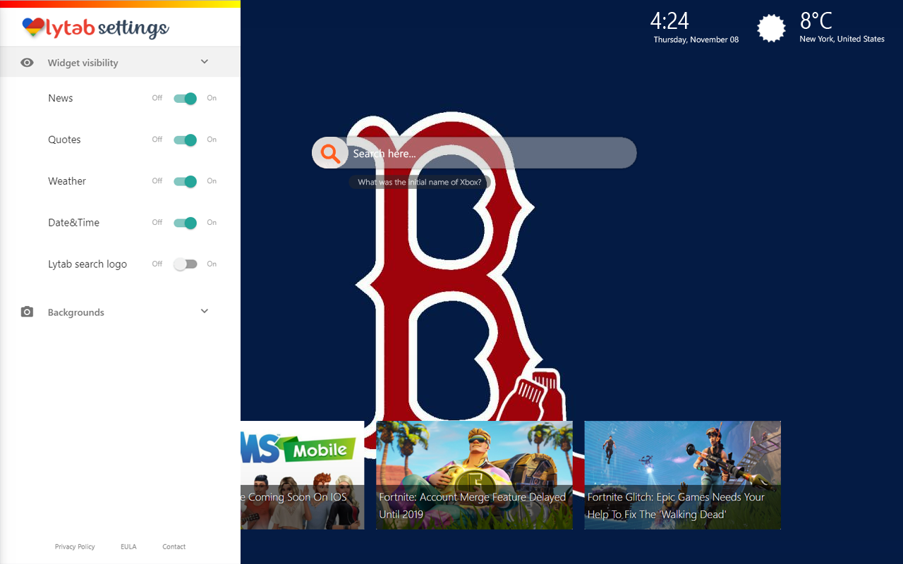 Boston Red Sox Backgrounds