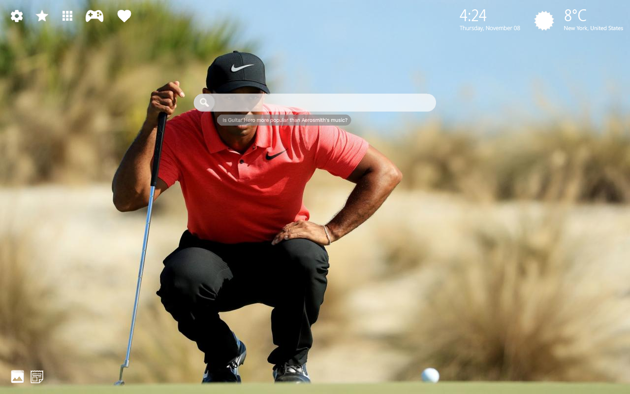 Tiger Woods Backgrounds