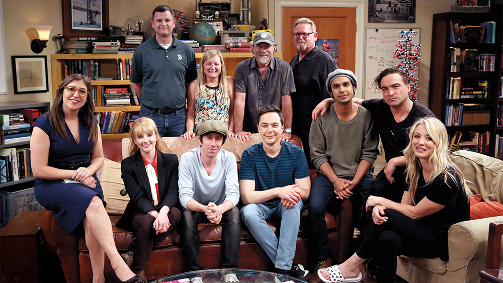 "Kunal Nayyar got hired because of his ""charm"" + The Big Bang Theory Wallpapers"