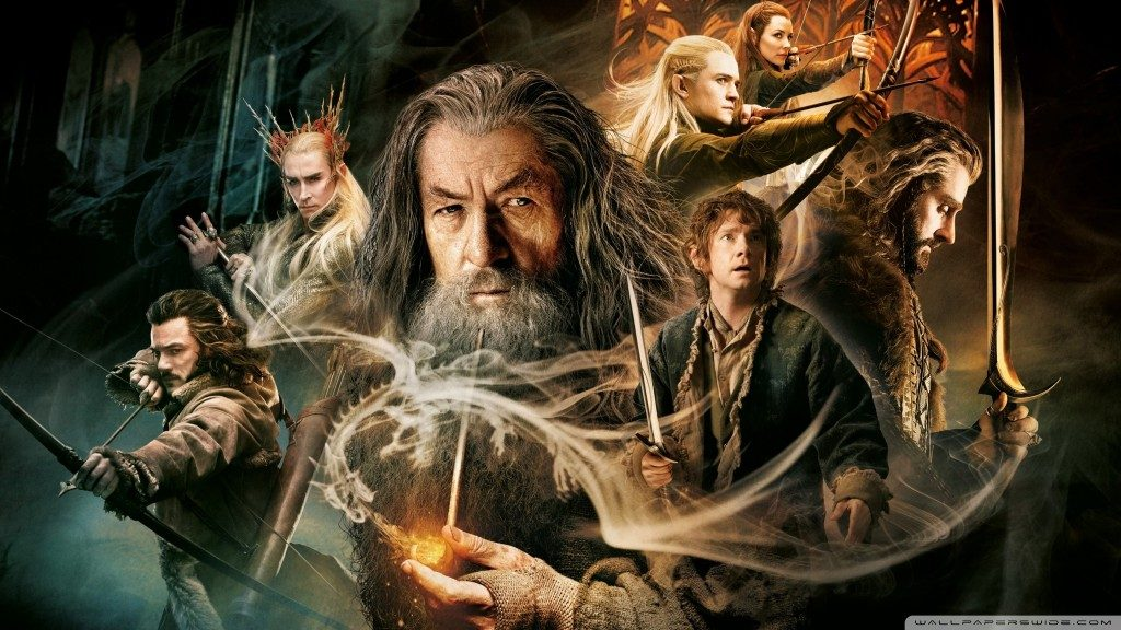 We Present You The Hobbit World Through Wallpapers!