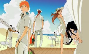 Bleach The Anime Wallpapers New Tab