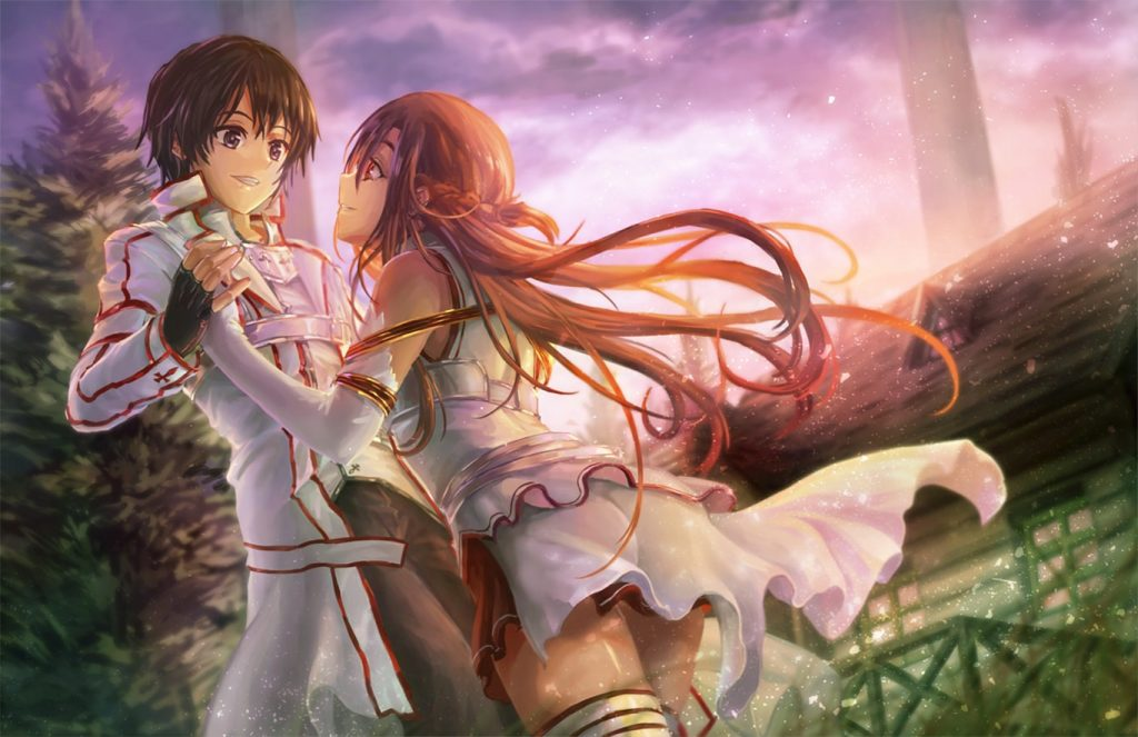 Sword Art Online Free Wallpapers!