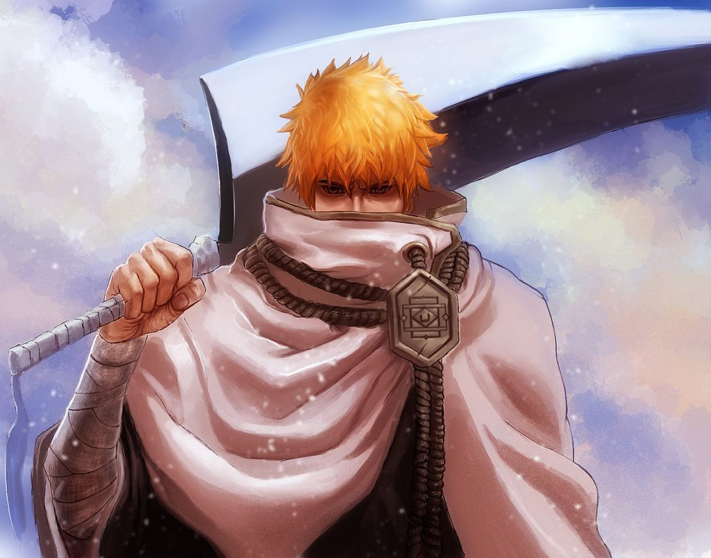 Bleach The Anime Plot + Free Wallpapers!