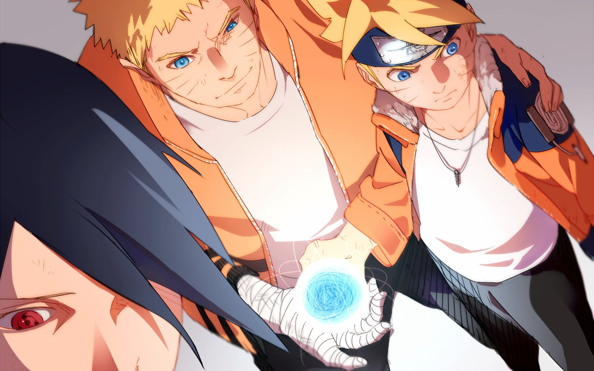 Boruto Eye Wallpapers, Themes & Backgrounds HD