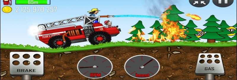 Hill Climb Racing Wallpaper
