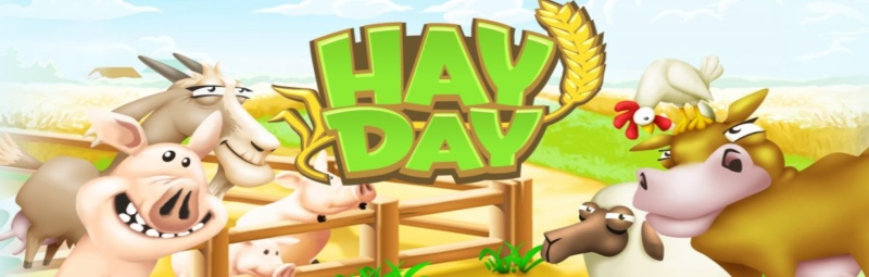 Hay Day Background