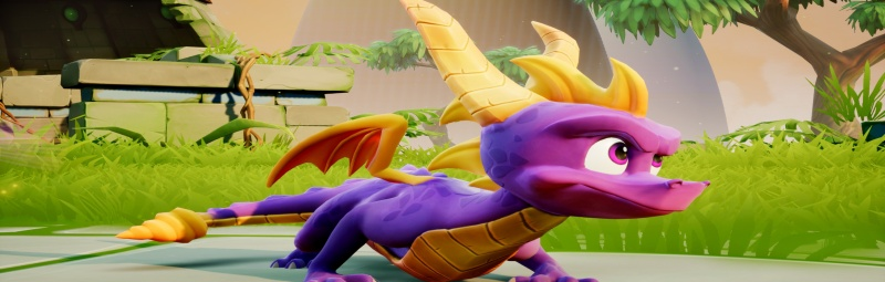 Spyro Reignited HD