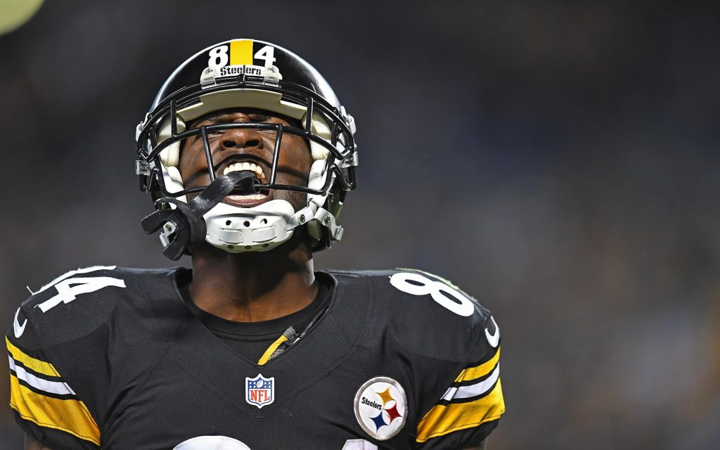 Antonio Brown HD Wallpapers + What He Loves In the Morning?!
