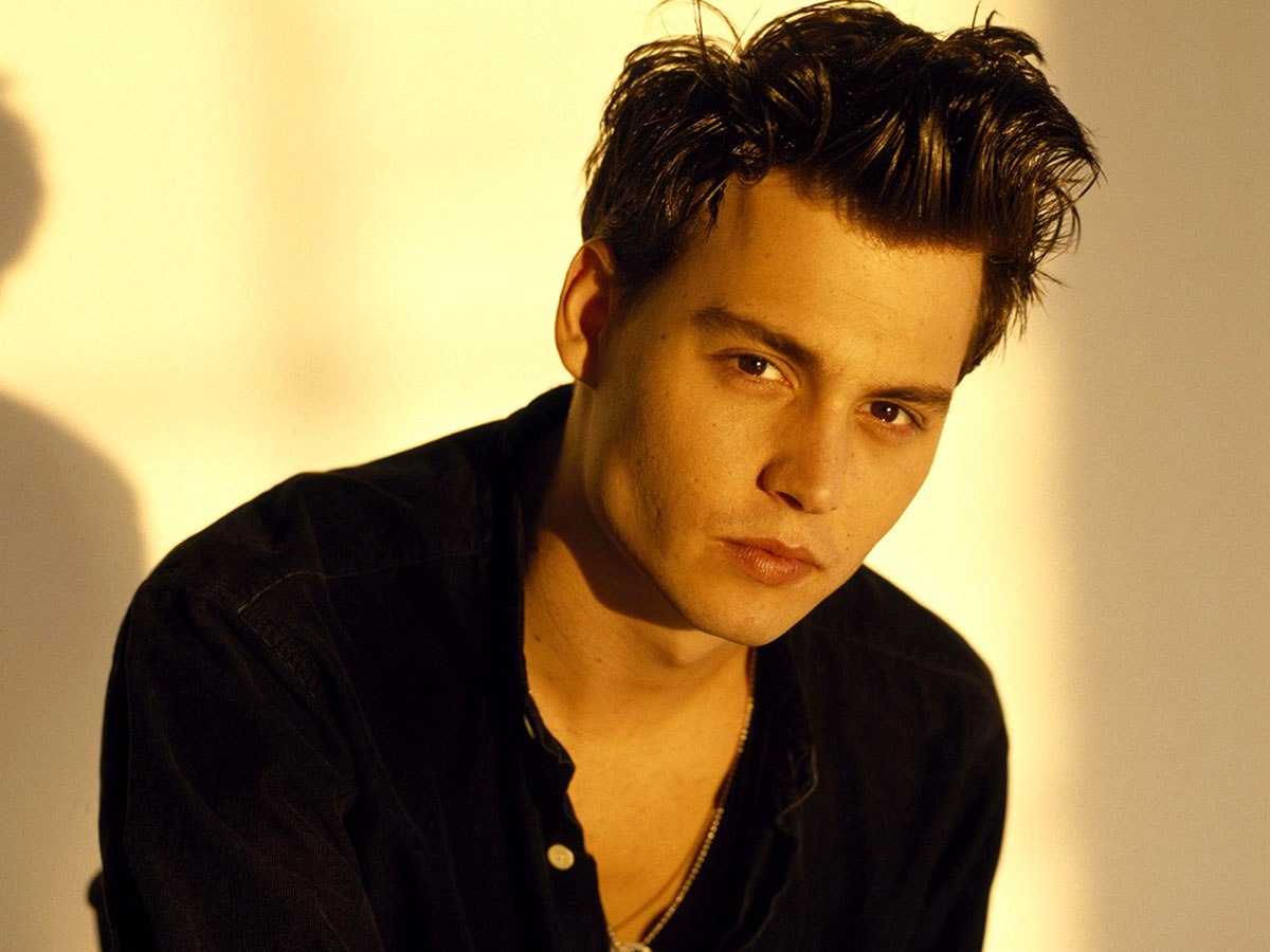 Young Johnny Depp Wallpapers New Tab Young Johnny Depp Movies Wallpapers
