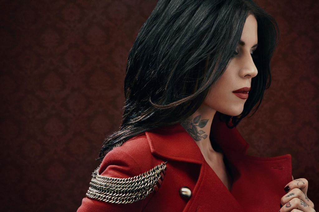 best Kat Von D wallpapers for your browser
