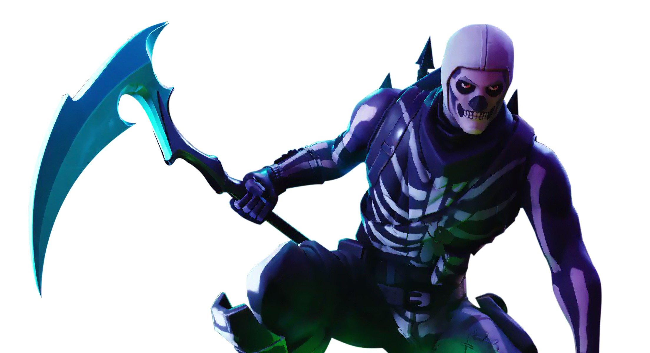 Skull Trooper Wallpapers Fortnite S Most Exclusive Skin Lovelytab