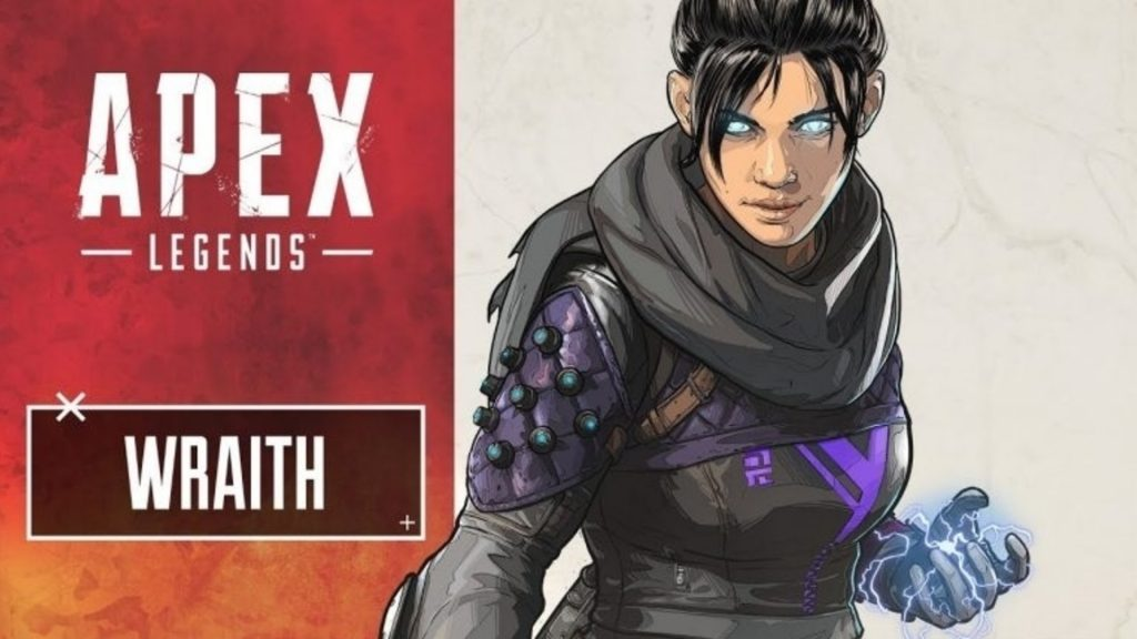 Apex Legends Wraith Wallpapers & How to Unlock Secret Knife!