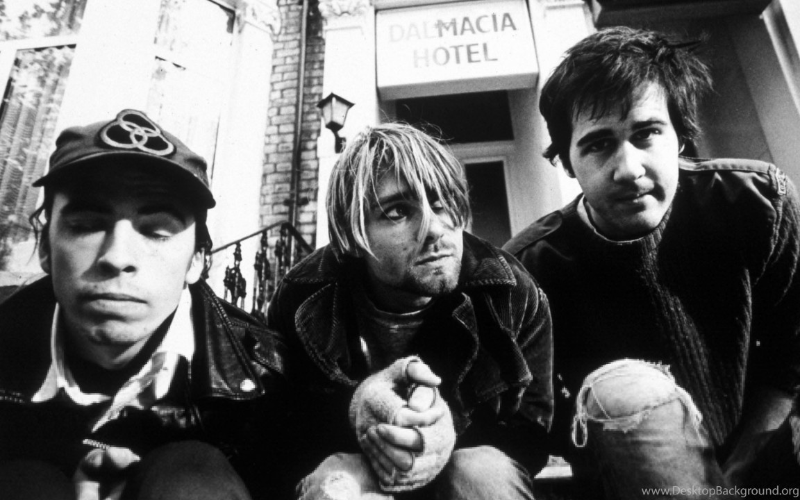 best Nirvana Wallpapers