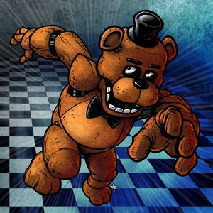 Five Nights At Freddy's HD