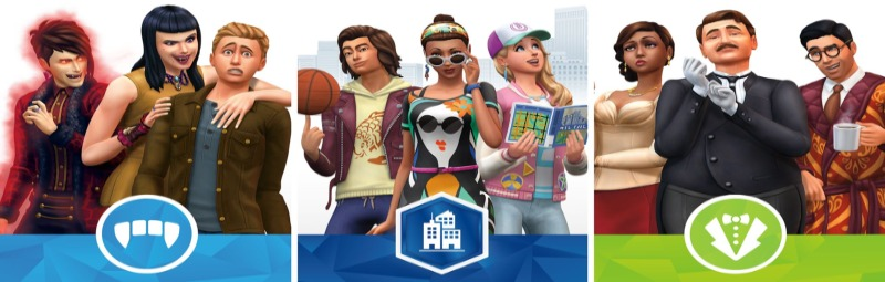 The Sims Mobile 4K