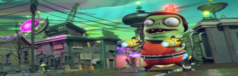 Plants Vs. Zombies Garden Warfare 2 4K