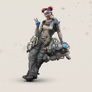Apex Legends Lifeline HD