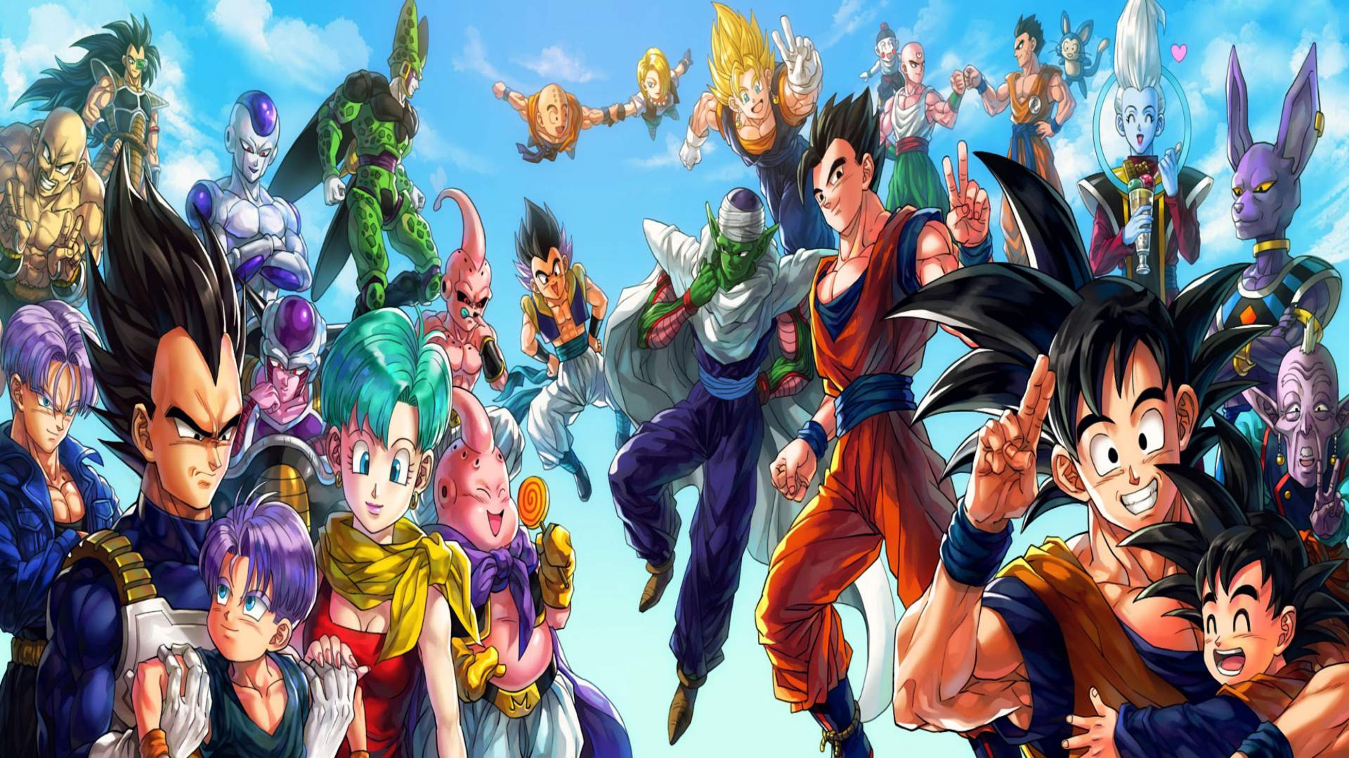 Dragon Ball Wallpapers