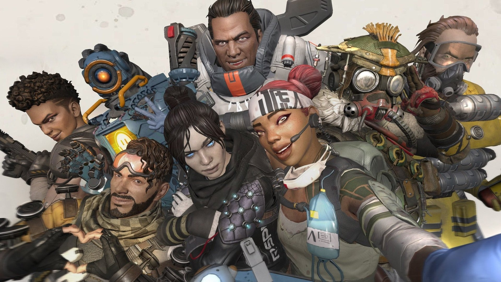 Apex Legends Season Wallpapers