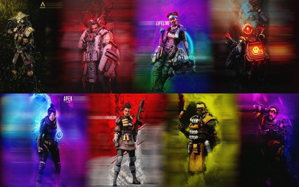 Apex Legends HD Wallpapers & Apex Legends Season 1 Battle Pass Start Date!