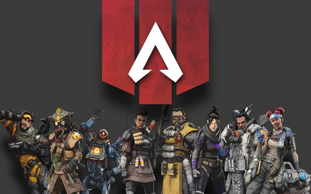 Apex Legends Wallpapers + New Chrome Themes!