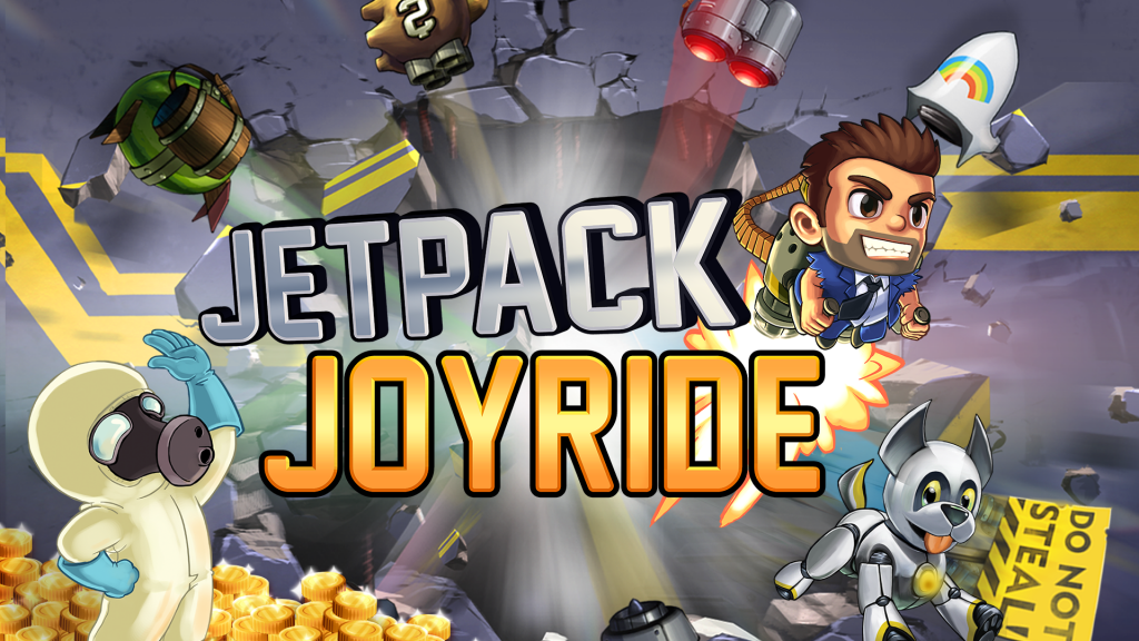 Jetpack Joyride Unblocked HD Wallpapers + Gameplay!