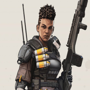 Bangalore Apex Legends Backgrounds