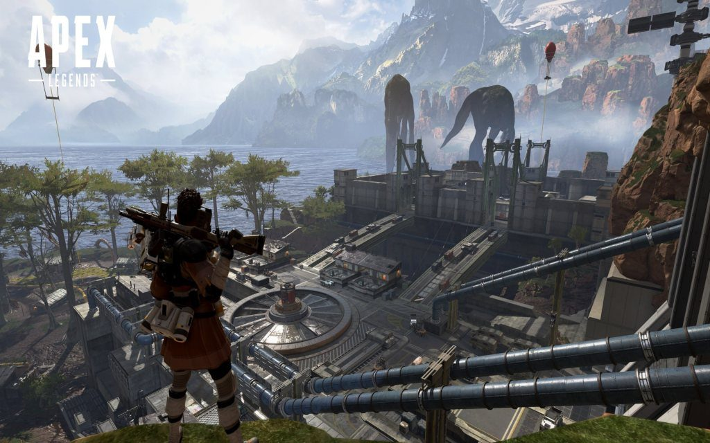 Bangalore Apex Legends Skin Wallpapers –  Bangalore's ULTIMATE Ability!