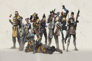 Bangalore Apex Legends Themes