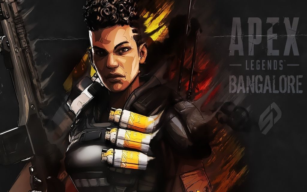 Bangalore Apex Legends Skin Wallpapers Bangalore S Ultimate