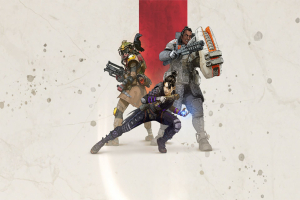 Bloodhound Apex Legends Themes