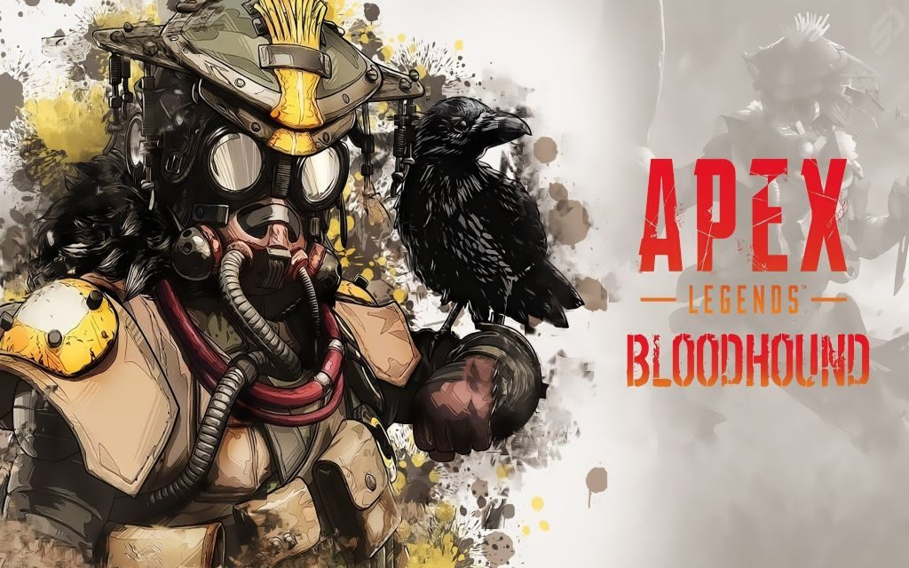 Bloodhound Apex Legends Wallpapers & Potential New Bloodhound Skin!
