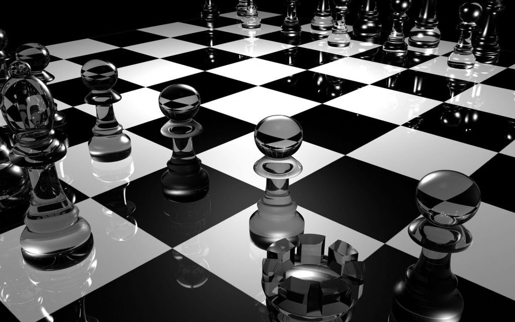 The Priest Invented Folding Chess Board?! + Chess Wallpapers!