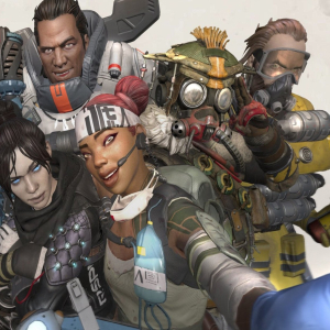 Fortnite Apex Legends Backgrounds