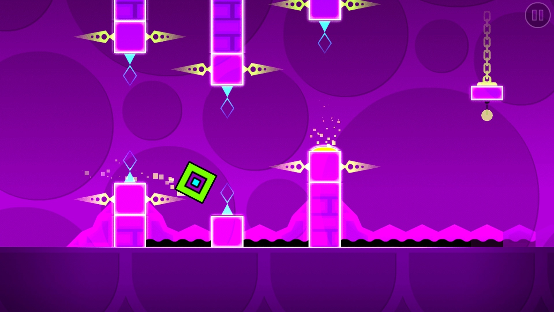 Geometry Dash Backgrounds
