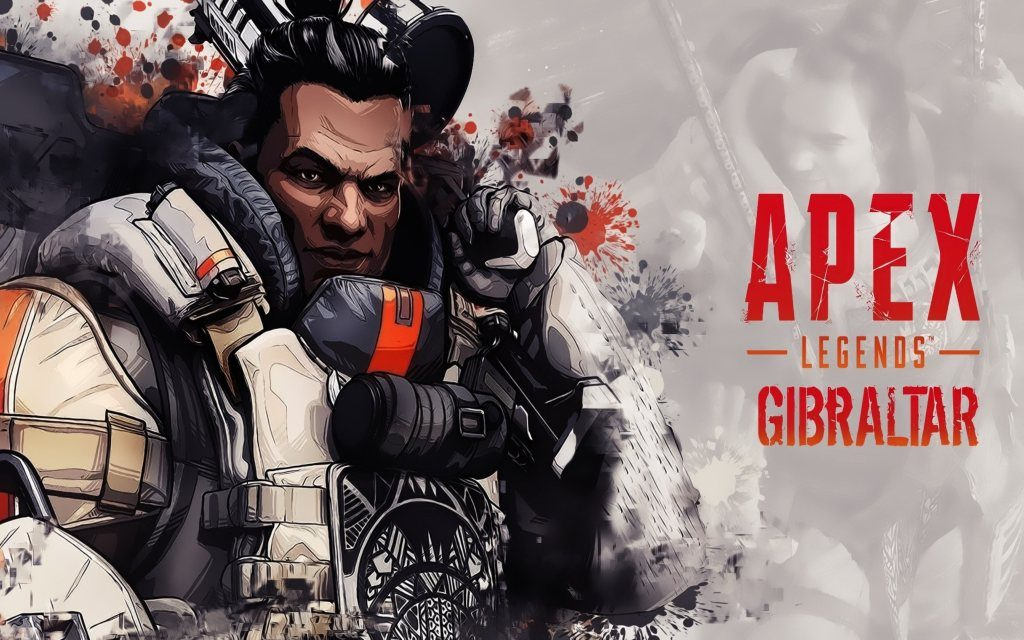 Gibraltar Apex Legends – Tips, Abilities & Wallpapers!