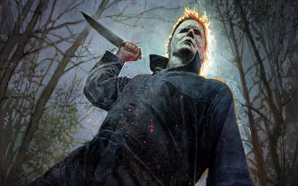 Michael Myers Wallpaper HD Chrome Extension+ Who is Really Michael Myers?!