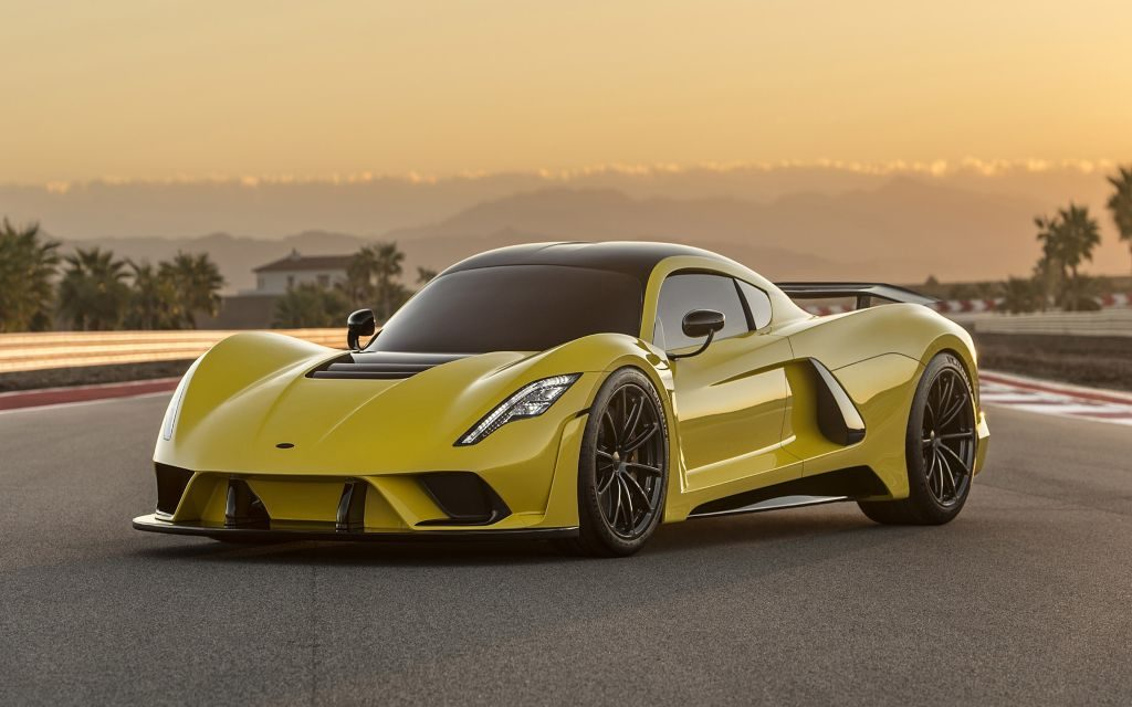 Hennessey Venom F5 Wallpapers & Story Behind It!