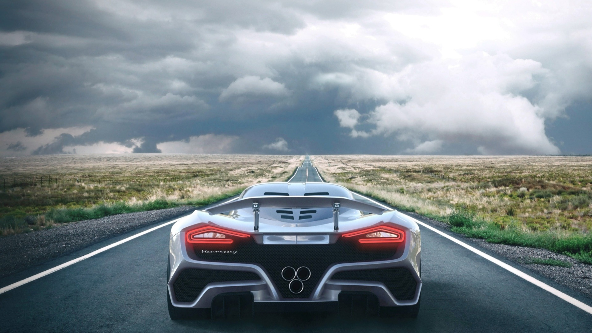 Hennessey Venom F5 Wallpapers