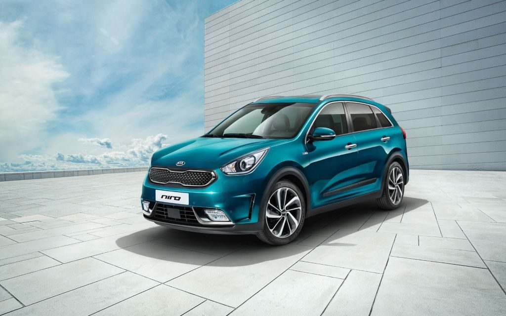 Kia Niro HD Wallpapers – Impressive and Innovative New Details!