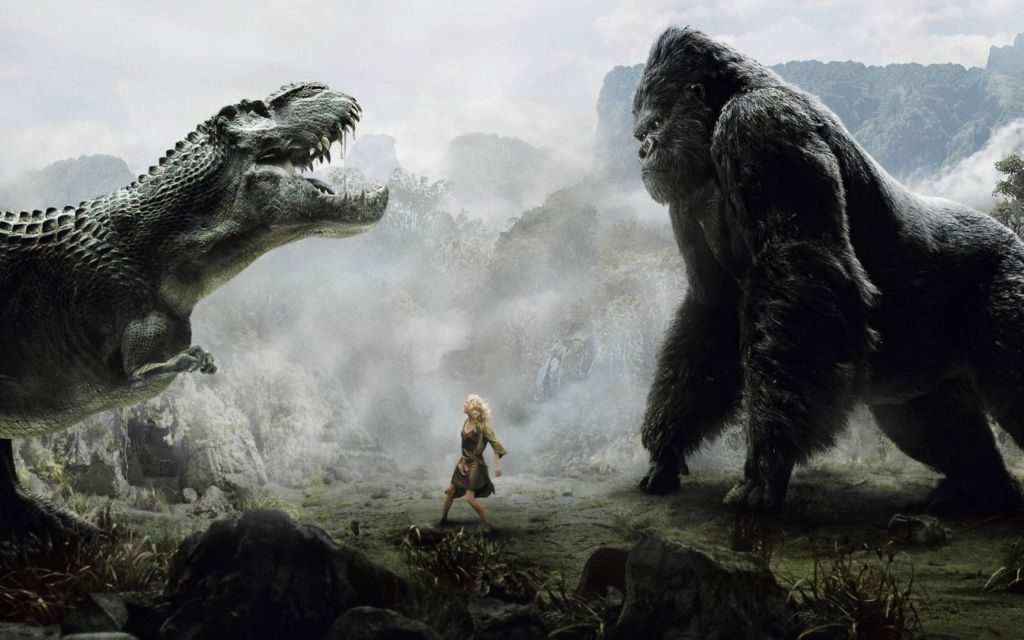 Godzilla Has Only Three Toes in the Movie?! + King Kong vs. Godzilla Wallpapers