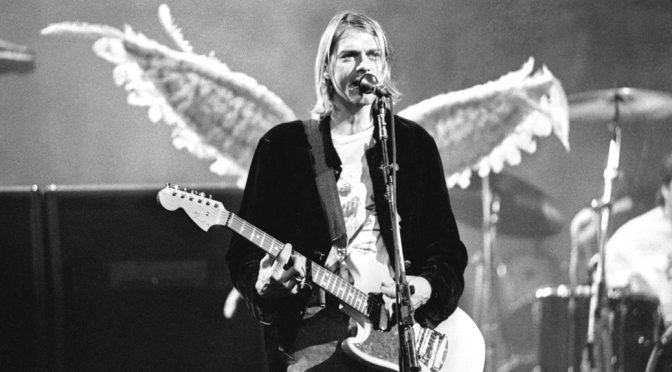 best Kurt Cobain Wallpapers for your browser