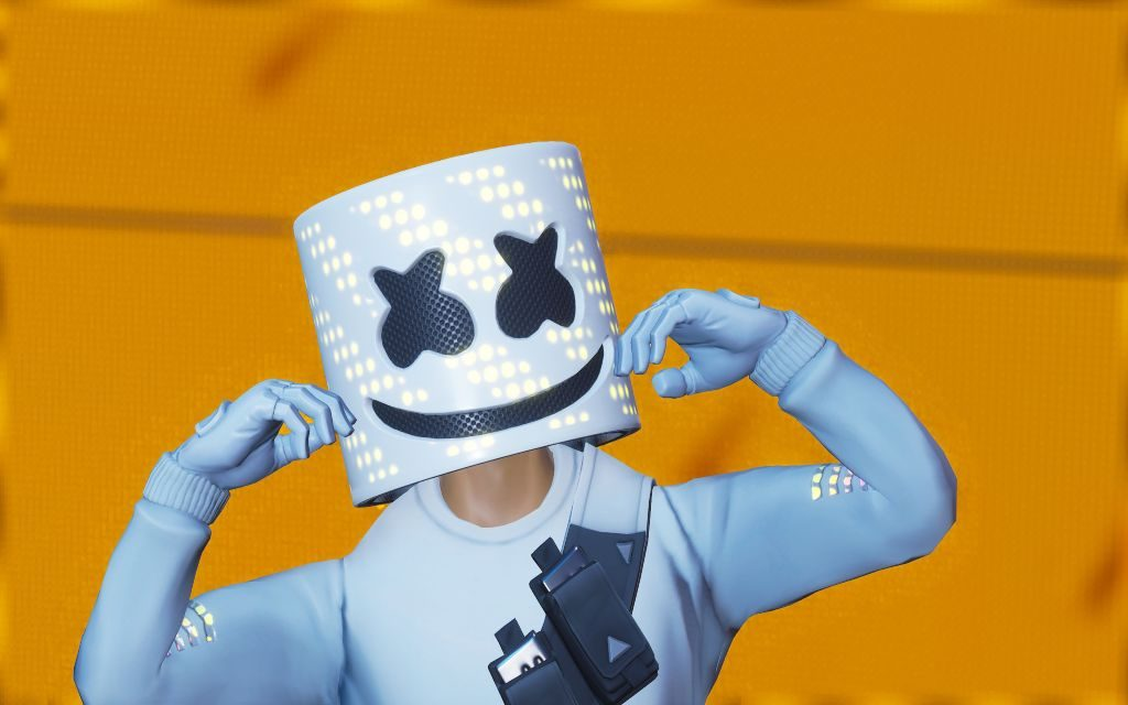 Marshmello Fortnite Wallpapers – Fortnite's New Skins!