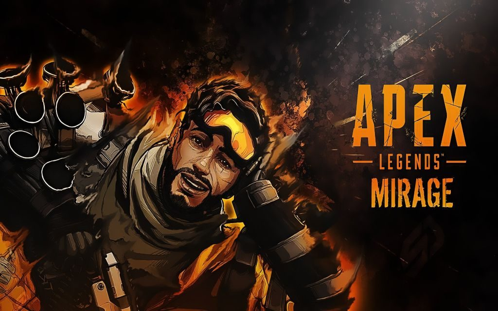 About Mirage and His Abilities + Apex Legends Mirage Wallpapers!