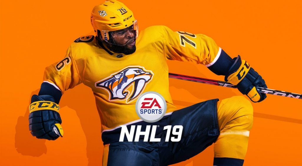NHL 19 PS4 Wallpapers + Amazing Facts About NHL 19!