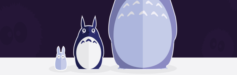 Neighbor Totoro Images