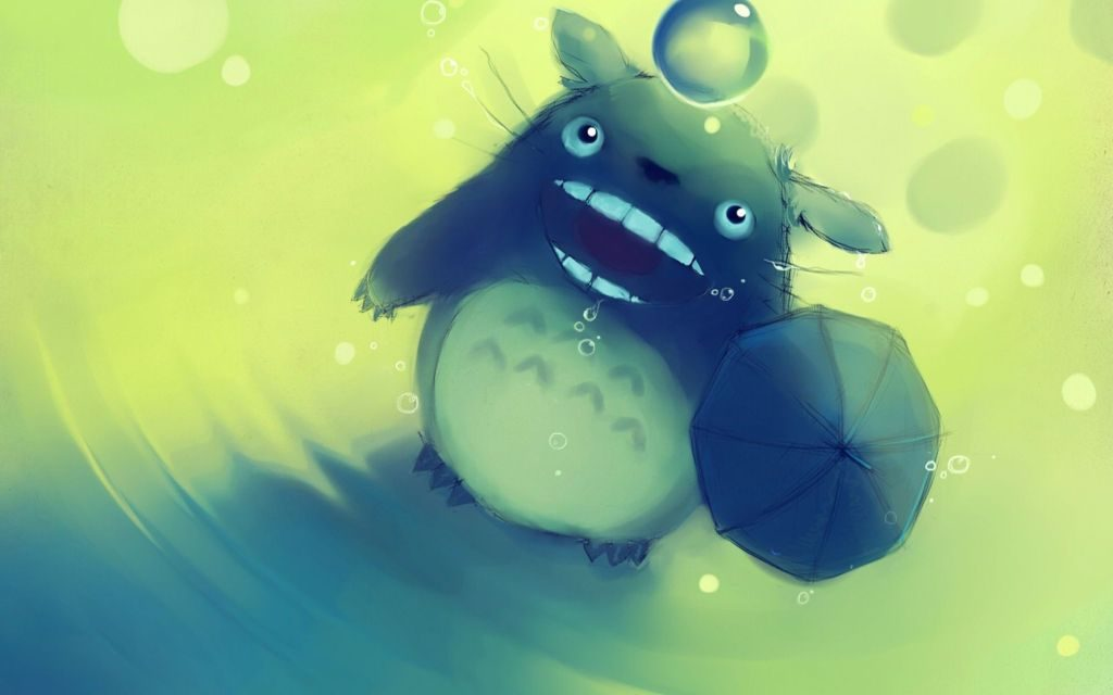 Neighbor Totoro Wallpapers + Facts You Didn't Know!