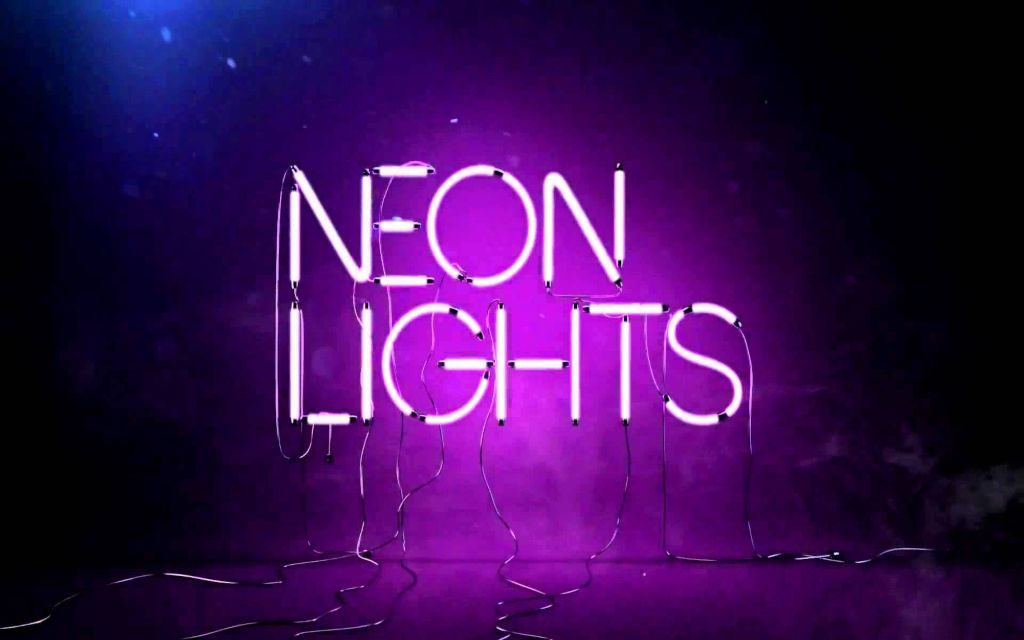 Neon Was Discovered Accidentally?! + Neon Wallpapers!