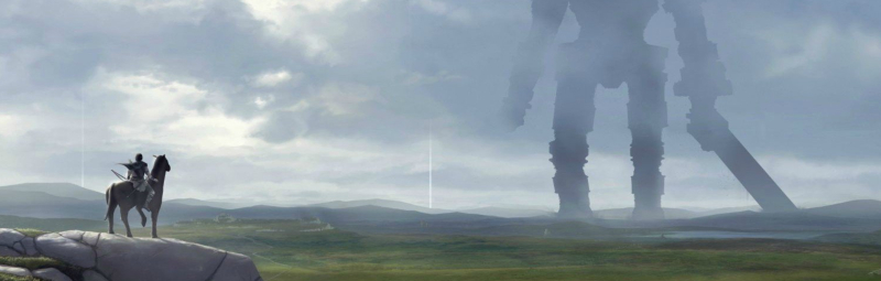 Shadow Of The Colossus Images