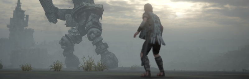 Shadow Of The Colossus Pictures